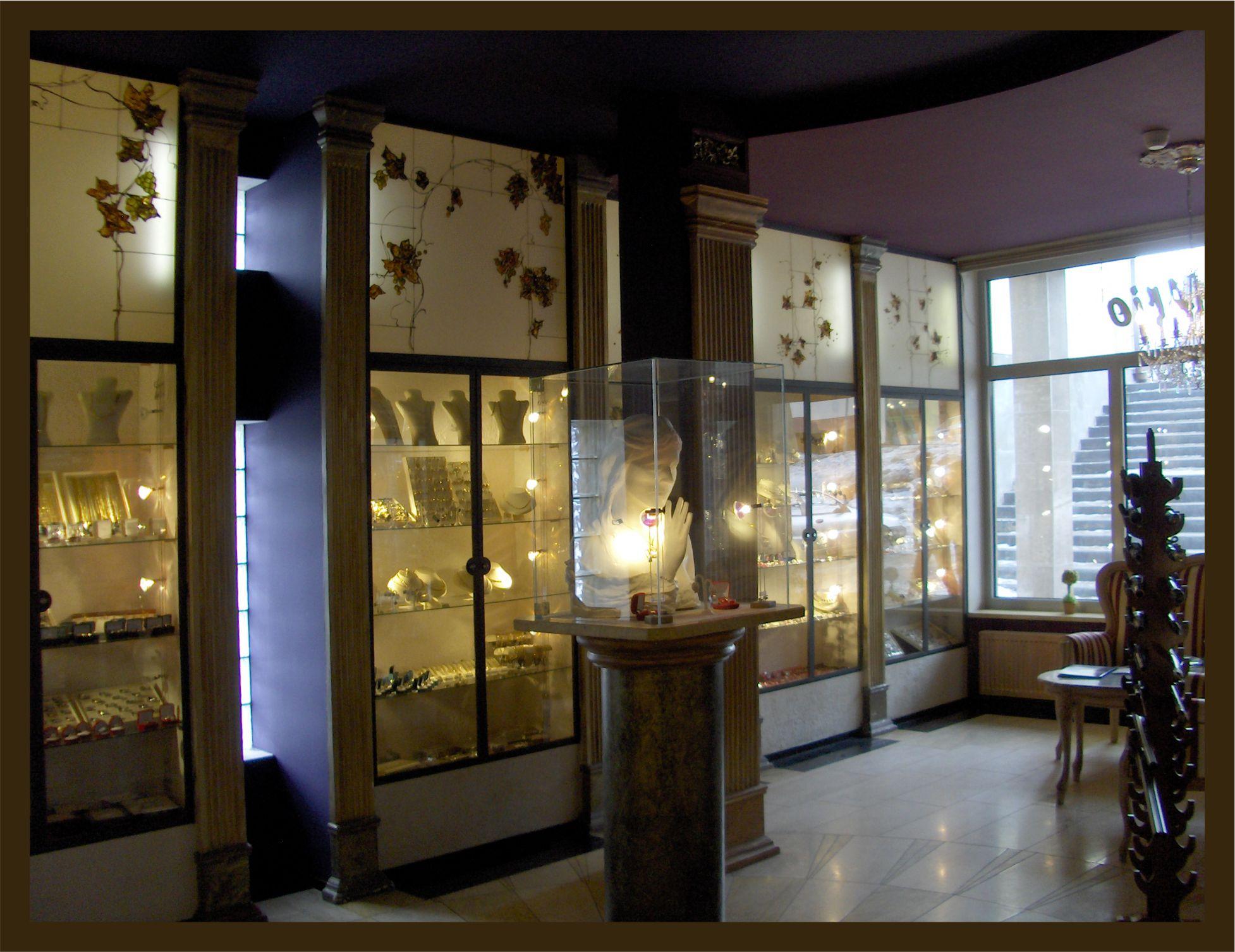 salon jubilerski sierakowice � urbi projektowanie